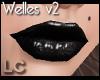 LC Welles v2 Gloss Black