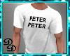 Peter Peter T-Shirt ~M