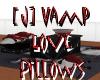 [J] Vamp Love Pillows