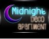 JAD DECO Midnt-Apartment