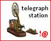 !@ Telegraph station