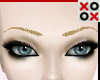 Blond Realistic Brows