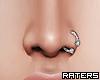✖ Nose Pircing.