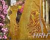 HRH Gold DragonCheongsam