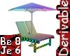 Drv Double Chaise Lounge