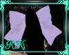 RK! Lilac Bow