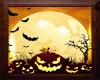 :D Halloween Wall Frame