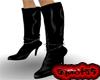 Spike Heel Black Chains