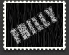 FRILLY! Black