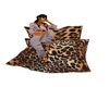 Floor Couples Pillows