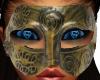 Bronze Mask