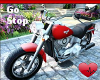 Mm Motorcycle Red