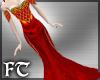 Fire Faery Dress