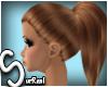 *N SnapBack Hair ~ Brown