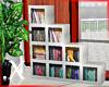 .x step bookshelf