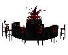 black red bar