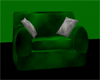 Green Comfy Chair