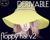 |SIN| Der. Floppy Hat v2