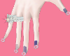 LOOK AS MY 3D NAILS