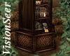 Study Corner Bookshelf 2