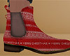 Christmas Ankle Boot 7 M