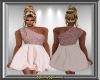Pink Sparkle Balloon Dre