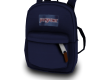 Jansport Navy Backpack