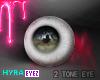 Two Tone Eye\\ Green