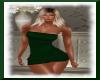 Nova Green Dress