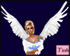 Animated Angel Wings Whi