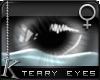 K| Teary Eyes: Silver