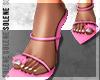 s. Fur Baby Heels Pink