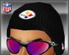 STEELERS SKULLY NFL