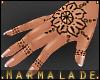 !mml Small Henna Hands