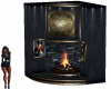 Phoenix Corner Fireplace