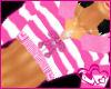 **{S}**Pink/White Hoody