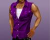 Muscle Shirt Purple