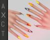 ∆ Halloween Nails V1
