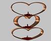 {DD} Heart Tier Decor