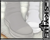 Sock Boots ( White