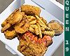 Fried Lobster & Shrimp