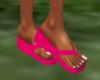 Hot Pink  FlipFlops