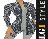 LG1 Gray Pant Suit PF