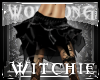 WS ~ Witchy Goth Black