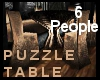 6 Per puzzle table flash