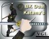 BK Trad. Deluxe Katanas