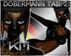 +KM+ Dobermann Tail 2