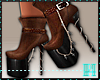 Autumn Boots Brown