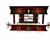 Red & Gold Bar