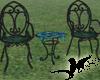 N- Iron Garden Set